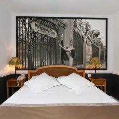 Отель Hôtel Atelier Vavin 3* Стандартный номер с различными типами кроватей фото 18