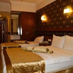 All Star Bern Hotel 3* Стандартный семейный номер с двуспальной кроватью