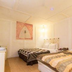 Hotel Cutee Gangnam комната для гостей фото 2
