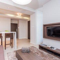 Отель Platinum Residence 4* Студия фото 5