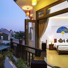 Отель Smart Garden Homestay 3* Номер Делюкс с различными типами кроватей фото 8