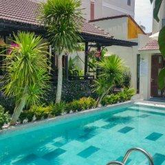 Отель Starfruit Homestay Hoi An 2* Улучшенный номер с различными типами кроватей фото 14