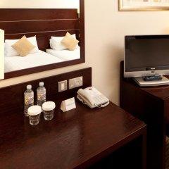 Mercure Glasgow City Hotel 3* Стандартный номер с 2 отдельными кроватями фото 3