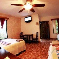 Отель Casa Doña Elena B&B Копан-Руинас комната для гостей фото 3