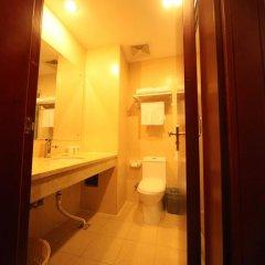 GreenTree Inn Jiangxi Jiujiang Shili Avenue Business Hotel 2* Номер Бизнес с 2 отдельными кроватями фото 3