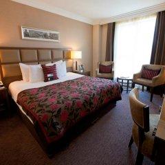 Отель Intercontinental Edinburgh the George 5* Улучшенный номер с различными типами кроватей