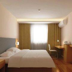 Starway Hotel Jiujiang Xunyang 2* Номер Бизнес с различными типами кроватей фото 4