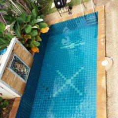 Отель Baan Pak Rorn бассейн