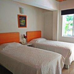 Hotel Olinalá Diamante 3* Стандартный номер с двуспальной кроватью