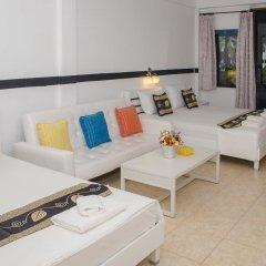 Отель Allstar Guesthouse 2* Стандартный семейный номер разные типы кроватей фото 3