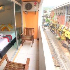 Отель The Room Patong 2* Номер Делюкс с различными типами кроватей фото 15