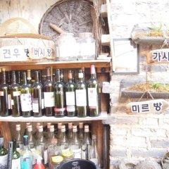 Отель Gaonjae Hanok Guesthouse Южная Корея, Сеул - отзывы, цены и фото номеров - забронировать отель Gaonjae Hanok Guesthouse онлайн гостиничный бар
