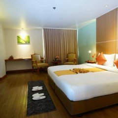King Park Avenue Hotel комната для гостей