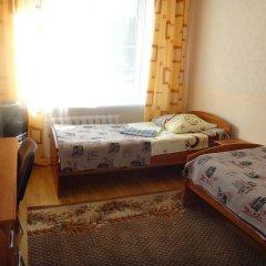 Гостиница Новгородская 2* Стандартный номер с различными типами кроватей фото 7