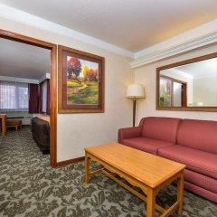 Отель Comfort Inn & Suites Durango 2* Люкс с различными типами кроватей фото 5