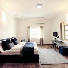 Nordic Residence Hotel Abuja 3* Номер Делюкс с различными типами кроватей фото 3