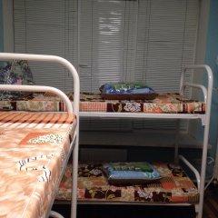 Hostel Garmonika Кровать в мужском общем номере