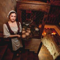 Гостиница Reikartz Medievale Львов спа фото 2