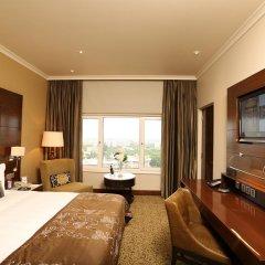 Отель Taj Palace, New Delhi 5* Люкс Taj Club с различными типами кроватей фото 2