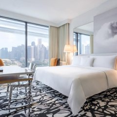 JW Marriott Hotel Singapore South Beach Номер Делюкс с различными типами кроватей фото 2