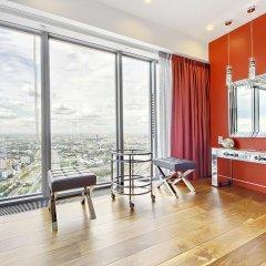 Апартаменты Sky Apartments Rentals Service Студия Делюкс с различными типами кроватей фото 19