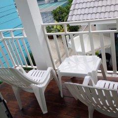 Отель Koh Larn White House балкон