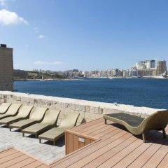 Отель Waterfront Valletta House пляж фото 2