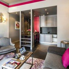Отель Villa Garbo Франция, Канны - отзывы, цены и фото номеров - забронировать отель Villa Garbo онлайн комната для гостей фото 5