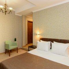 Отель King David 3* Стандартный семейный номер с двуспальной кроватью фото 15