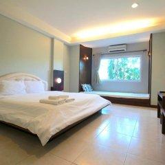 Suparee Park View Hotel 3* Номер Делюкс с различными типами кроватей фото 4