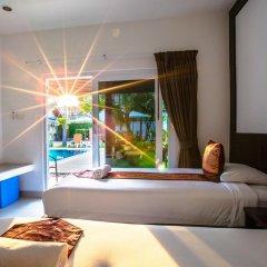 Phuket Airport Hotel 3* Стандартный номер разные типы кроватей фото 2