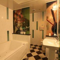 Haeundae Grimm Hotel 2* Номер Делюкс с различными типами кроватей фото 30