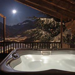 Mont Blanc Hotel Village 5* Люкс с различными типами кроватей фото 8