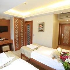 Sirkeci Park Hotel 3* Улучшенный номер с различными типами кроватей фото 3