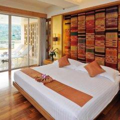 The Royal Paradise Hotel & Spa 4* Полулюкс с двуспальной кроватью фото 2