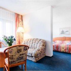 Sangate Hotel Airport 3* Апартаменты с различными типами кроватей фото 2