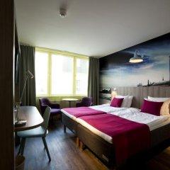Отель Central 3* Улучшенный номер фото 7