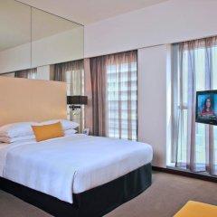 Отель Centro Capital Centre By Rotana 3* Стандартный номер с различными типами кроватей фото 4