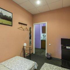 Mini-Hotel Na Beregah Nevy Номер категории Эконом с 2 отдельными кроватями (общая ванная комната) фото 6
