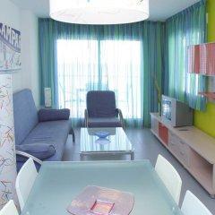 Отель Apartamentos Hipocampos Calpe Rent Apart комната для гостей фото 4