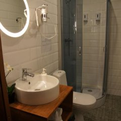 LiKi LOFT HOTEL 3* Улучшенный номер с различными типами кроватей фото 31