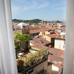 Hotel Tornabuoni Beacci 4* Стандартный номер с различными типами кроватей фото 2