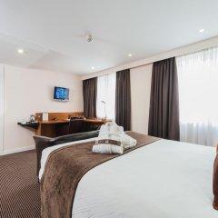 Отель The RE London Shoreditch 4* Представительский номер с различными типами кроватей