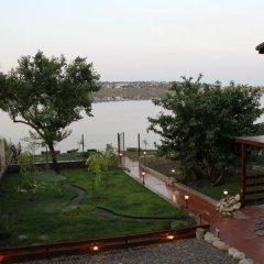 Гостиница Chillhouse балкон