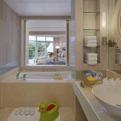 Отель Sheraton Sanya Resort ванная фото 2