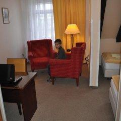 Hotel Svornost 3* Стандартный номер с 2 отдельными кроватями фото 6
