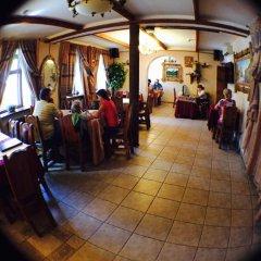 Гостиница Кривитеск питание