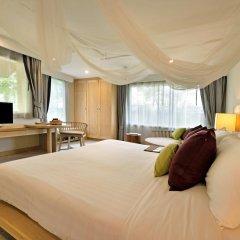 Отель Pakasai Resort 4* Люкс с различными типами кроватей фото 7