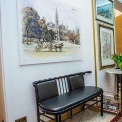 Отель City Pension интерьер отеля