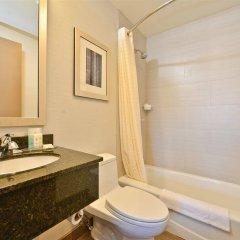 Отель Comfort Inn Midtown West 2* Стандартный номер с различными типами кроватей фото 17